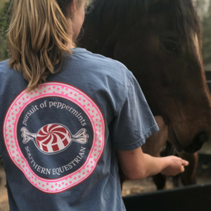 Pursuit of Peppermints (Adult short sleeve)