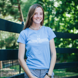 The Southern Equestrian Comfy Fitted Tee