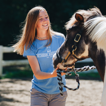 Load image into Gallery viewer, The Southern Equestrian Comfy Fitted Tee