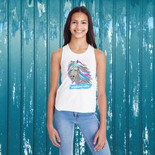 "Load image into Gallery viewer, ""Weekend Vibes""  Youth Tank"