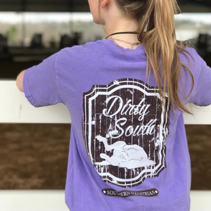 Dirty South (Adult short sleeve)