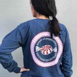 Pursuit of Peppermints (Adult long sleeve)