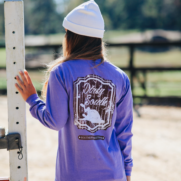 Dirty South (Adult long sleeve)