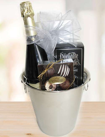 Champagne and Chocolates © 2021 by Heartwarming Treasures®