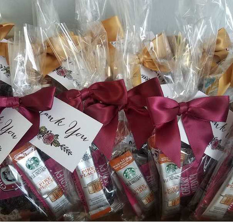 A Dozen Custom Favors © 2020 by Heartwarming Treasures®