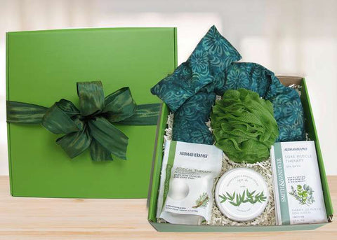 Eucalyptus Spa Gift Box © 2021 by Heartwarming Treasures®