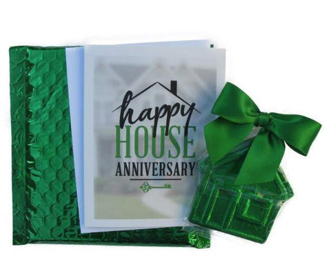 Happy House Anniversary Mailer Gift Service © 2020 by Heartwarming Treasures®