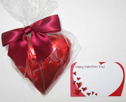 Red Heart Dark Chocolate (c) 2020 by Heartwarming Treasures®