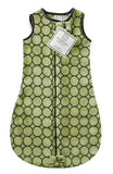 Swaddle Designs Baby Cozy Green