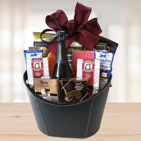 Taste of the NW Wine Gift Basket © 2021 by Heartwarming Treasures®