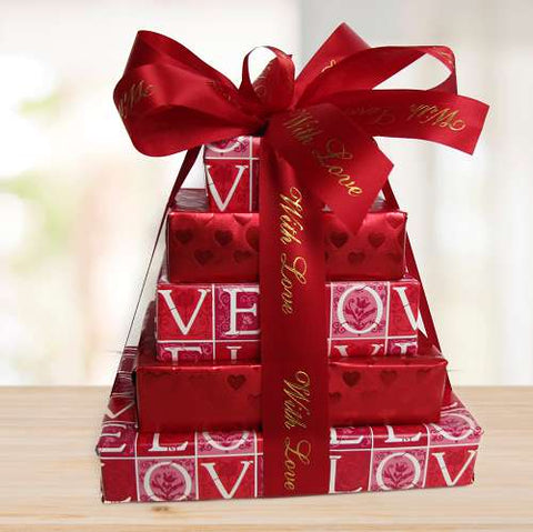 With Love Gift Tower © 2021 Heartwarming Treasures®