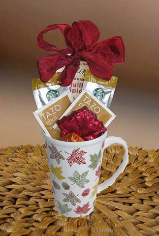 Cozy Coffee and Chocolates Mug (c) 2017 by Heartwarming Treasures®