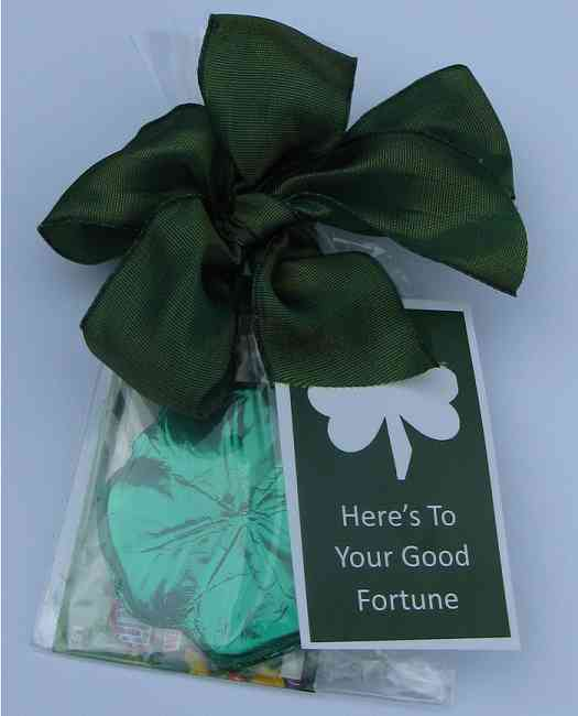 Good Fortune Gift Bag (c) 2015 by Heartwarming Treasures®