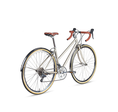 Populo Route Womens 16-Speed Classic Complete Road Bike