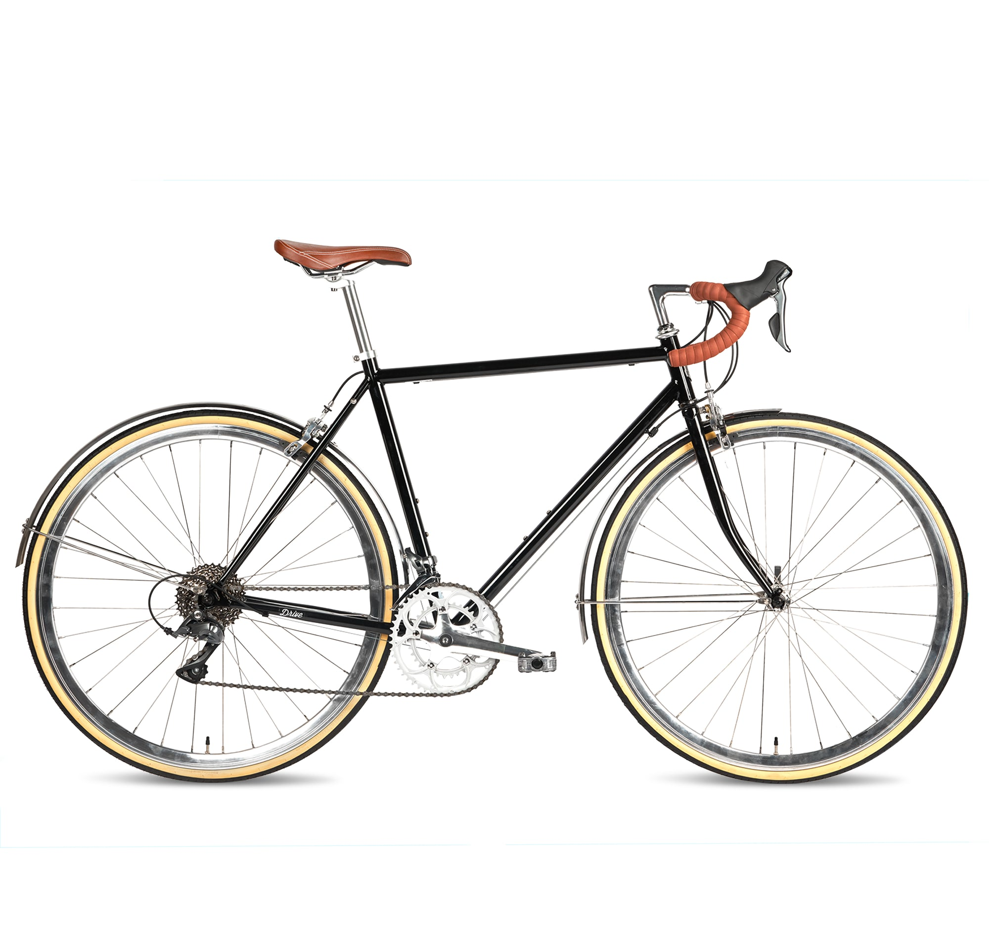 b8a587bce402a3 Populo Drive Mens 16-speed Classic Complete Road Bike - Populo Bikes