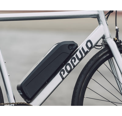 Populo Sport V3 Electric Bicycle - Populo Bikes