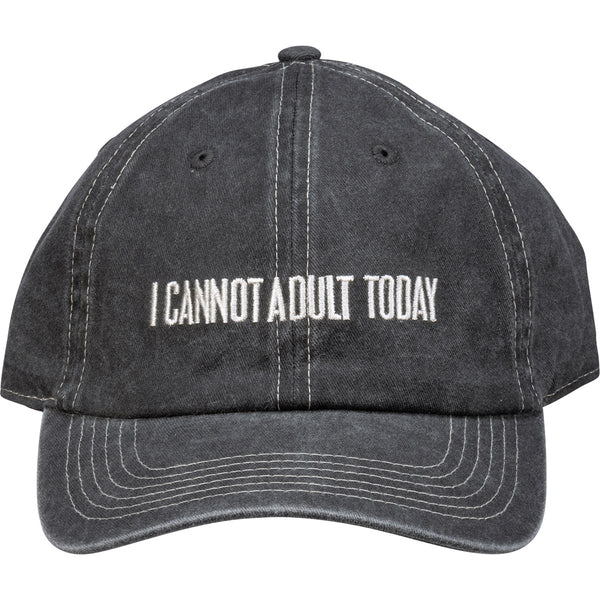 Baseball Cap Cannot Adult