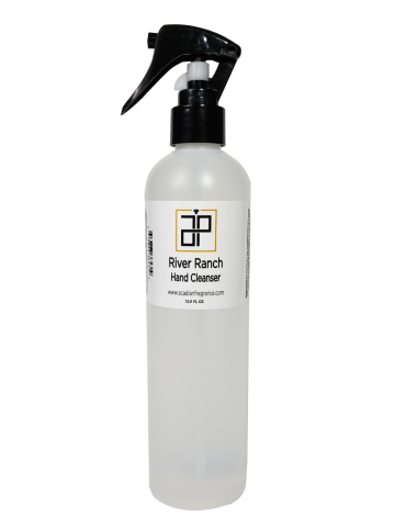 Hand cleanser 12oz river ranch