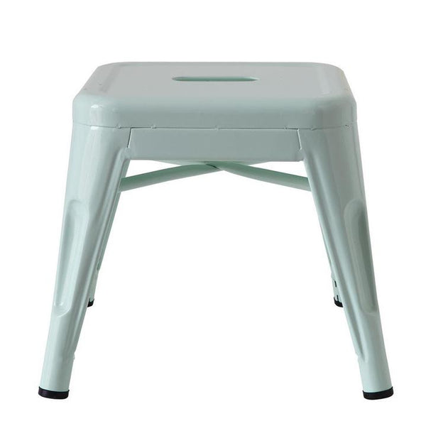 Metal Stool Mint Green