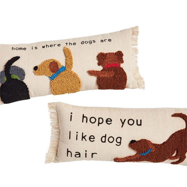 Dog Hair Canvas