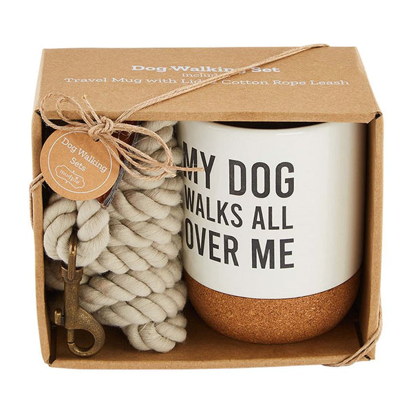 MY DOG MUG & LEASH SET