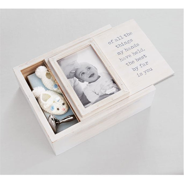 Photo Keepsake Box Best Is You