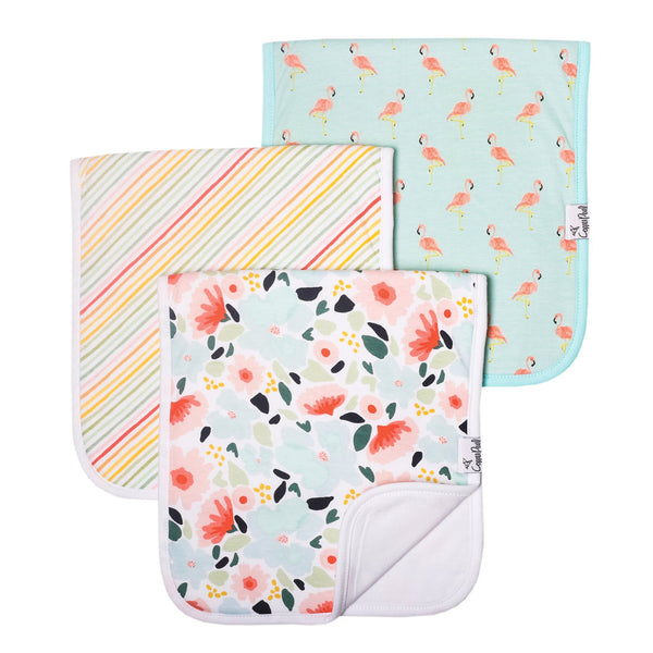 Leilani Burp Cloth Set