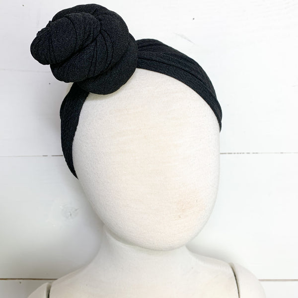 Top Bun Headband NB-6m