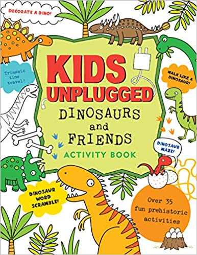 Kids Unplugged Book