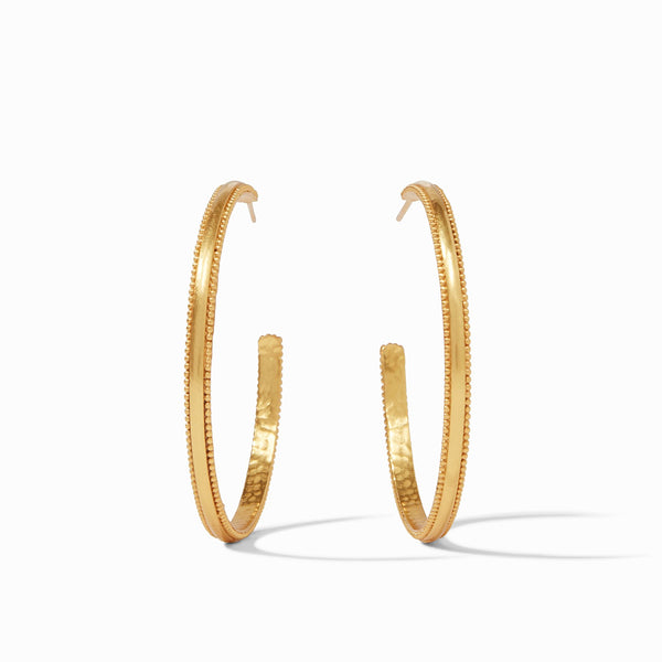 Chloe Hoop Gold X-Large