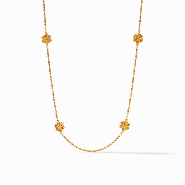 Colette Station Necklace