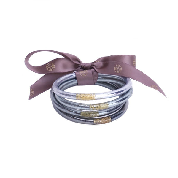 Moon All Weather Bangles - SERENITY PRAYER