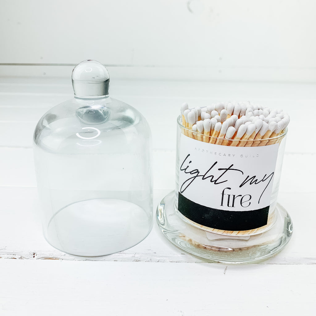Light my fire matches