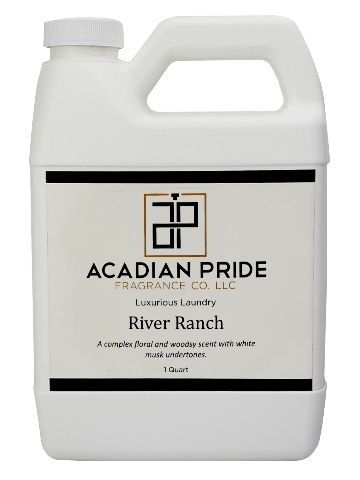 River ranch laundry detergent 1qt