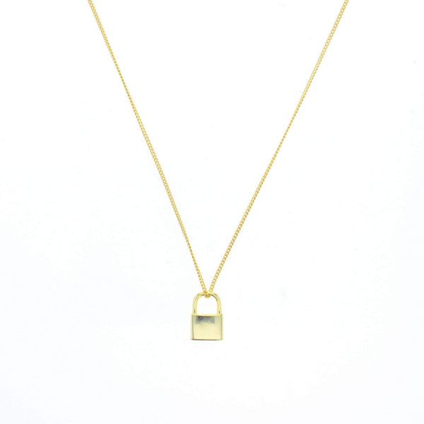 Darby Necklace GOLD