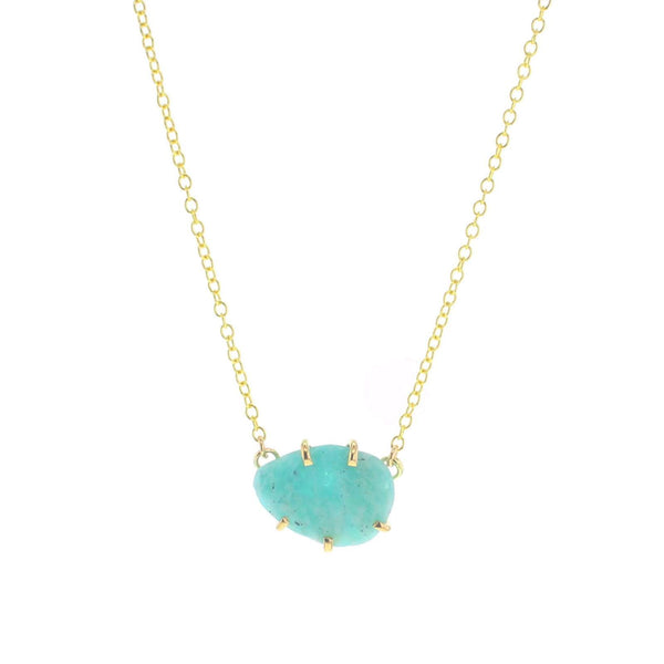 Palisade Necklace amazonite