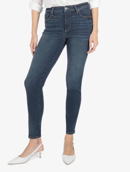 DIANA HIGH RISE FAB AB RELAXED FIT SKINNY (GRATEFUL WASH)