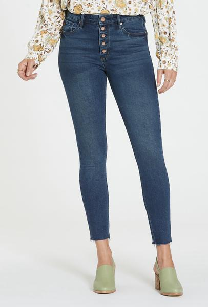 Olivia Barcelona Super High Rise Skinny