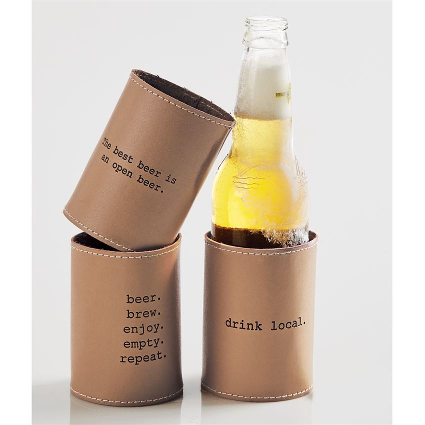 Beer brew drink sleeve wrap