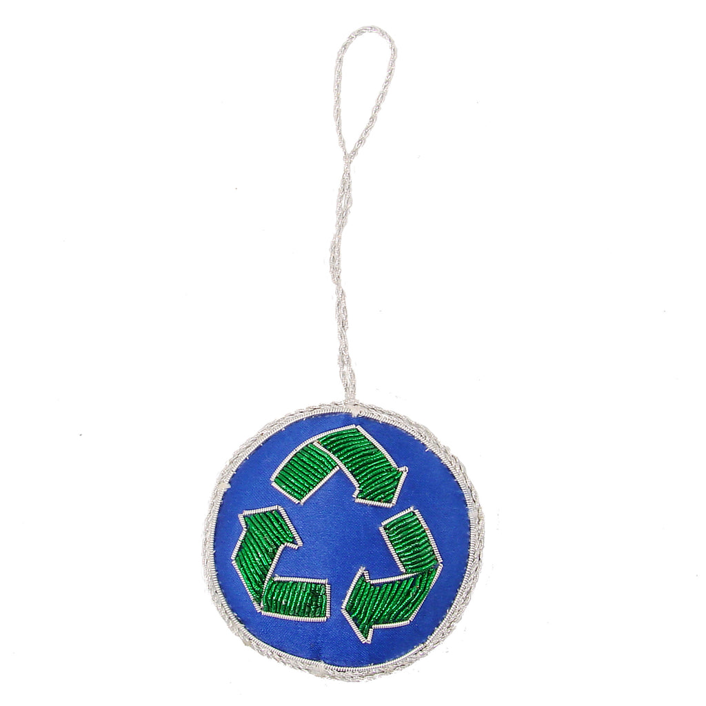 Recycle Ornament