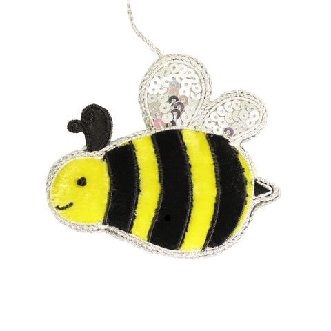 Cute Bee Ornament