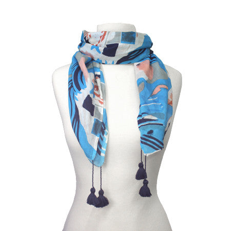 Topography Scarf