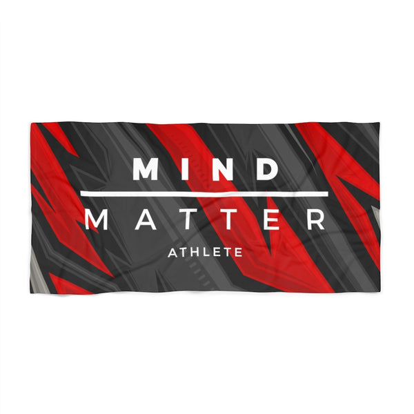MM Athlete R&B- Beach Towel
