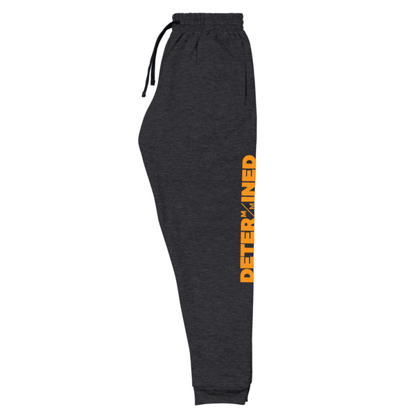 Determined- Comfy Unisex Joggers