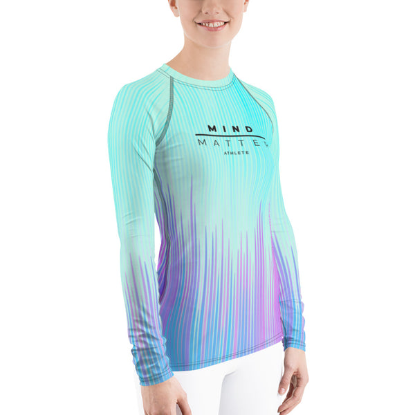 M/M Athlete- Women's Rash Guard