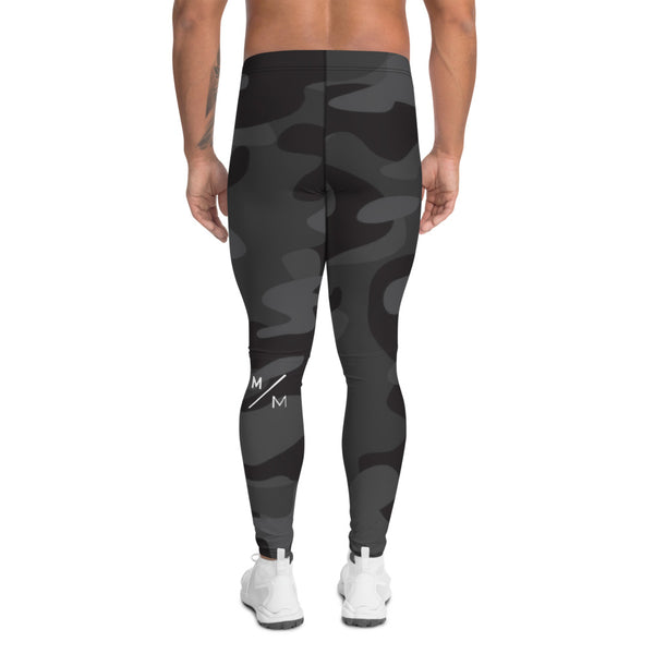 M/M Camo- Men's Leggings
