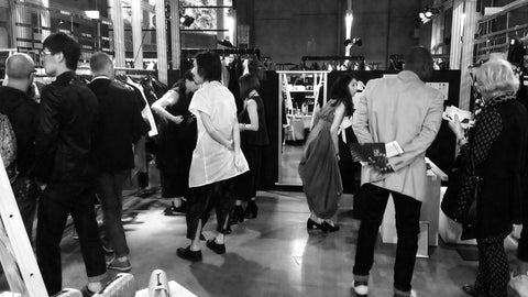 Tradeshow Pitti Super Milano for 2016 Spring Summer RTW