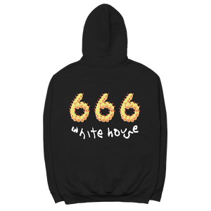 666 White House Black Hoodie + Digital Single