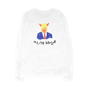 666 White House White Longsleeve + Digital Single
