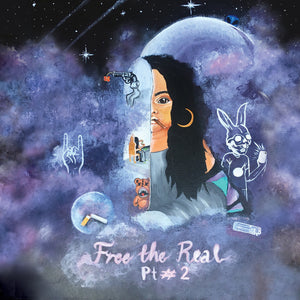 Free The Real (Pt. 2) - EP Digital Download